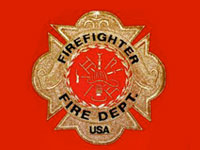firefighter embroderies
