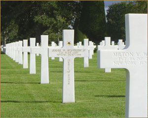 Normandy Crosses
